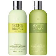 Купить Шампунь и кондиционер для блеска и сияния волос Molton Brown Plum-kadu Glossing Shampoo & Conditioner 300 мл (набор)