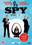 Spy - Series 1 and 2