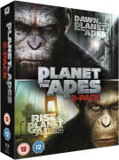 Rise of the Planet of the Apes / Dawn of the Planet of the Apes