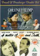 The Life And Death Of Colonel BlimpA Matter Of Life & Death