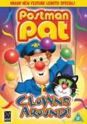 Postman Pat  Pat Clowns Around
