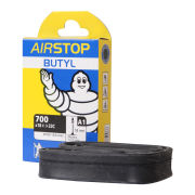 Image of Michelin A1 Airstop Road Inner Tube 700 x 18-23mm Presta 52mm - 80mm Valve - One Colour