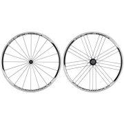 Campagnolo Khamsin™ Asymmetric Black cl. Front & Rear Wheels