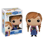 Figurine Pop! Disney La Reine des Neiges Anna