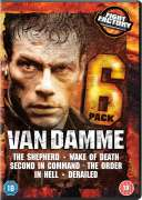 Van Damme - 6 Pack Box Set