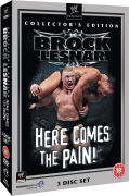 WWE: Brock Lesnar - Here Comes Pain - Collectors Editie