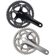 Shimano 105 FC-5750 Compact Bicycle Chainset – 50-34T 165mm – Black