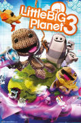 Little Big Planet 3 Cover  Maxi Poster  61 x 91.5cm