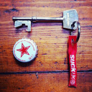 Schlüssel Flaschenöffner