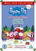Peppa Pig Triple: The Christmas Collection
