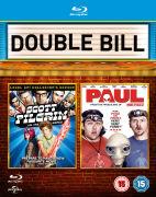Scott Pilgrim vs. The World  Paul
