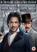Sherlock Holmes: 2 Film Verzameling