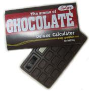 Chocolate Calculator - Cool Gifts