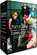 Dirty Sanchez - Complete Filth - Series 1-4