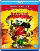 Kung Fu Panda 2  Triple Play (BluRay DVD and Digital Copy)
