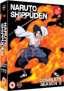 Naruto Shippuden - Complete Series 2 Box Set