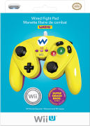 Super Smash Bros Officially Licensed Wired Fight Pad - Wario