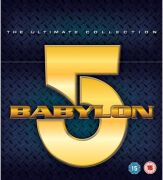 Babylon 5 - Compleet (Incl. Lost Tales)