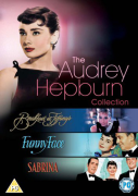 Breakfast At Tiffanys/Funnyface/Sabrina