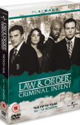 Law & Order - Criminal Intent - Seizoen 5