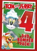 Tom and Jerry  Christmas Quad