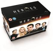 Heroes The Complete Collection Seasons 14