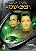 Star Trek Voyager - Seizoen 2 (Slims)