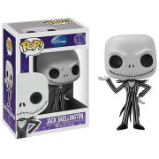 Figurine Pop! Disney L'Étrange Noël de Monsieur Jack Jack Skellington