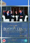 Boston Legal - Seizoen 1-5 - Compleet