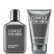 Image of Clinique For Men Cream Shave and Post-Shave Soother (Bundle)