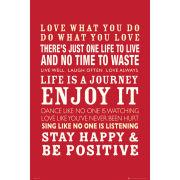 Life Quotes - Maxi Poster - 61 x 91.5cm