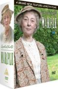Agatha Christie - Marple: 4 Disc Box Set