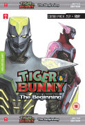 Image of Tiger and Bunny: The Beginning - Collectors Edition