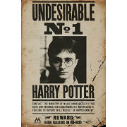 Harry Potter Undesirable No 1  Maxi Poster  61 x 91.5cm