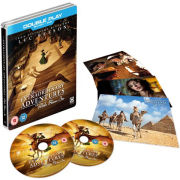 The extraordinary adventures of adele blanc sec limited steelbook edition includes blu ray and dvd copy