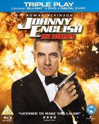 Johnny English, le retour -Édition Triple Play