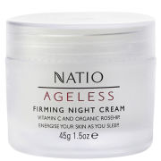 Burt's Bees Naturally Ageless Firming Night Creme