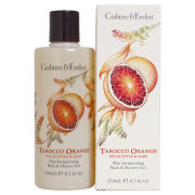 Crabtree & Evelyn Tarocco Orange, Eucalyptus & Sage Bath & Shower Gel (250ml)