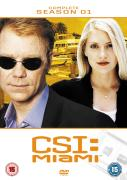 CSI Miami Complete Season 1