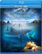 World Natural Heritage: Columbia 3D