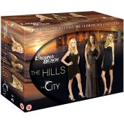 From Coast To Coast: The Ultimate DVD Collection (Laguna Beach / The Hills / The City)