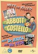 Abbott and Costello: Meet The Killer / Meet Dr. Jekyll and Mr. Hyde