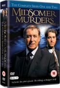 Midsomer Murders - Seizoen 1 & 2 - Compleet
