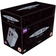Doctor Who - Series 1-4 - Complete