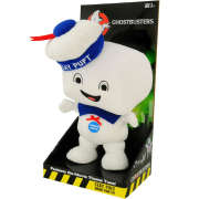 Ghostbusters - Stay Puft Medium Talking Plush