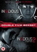 Insidious 1 and 2