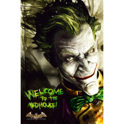 Batman Arkham Asylum Joker - Maxi Poster - 61 x 91.5cm