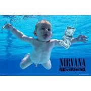 Nirvana Nevermind - Maxi Poster - 61 x 91.5cm