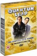 Quantum Leap - Seizoen 5 - Compleet