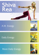 Shiva Rea: Energy Box Set